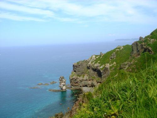 神威岬周辺